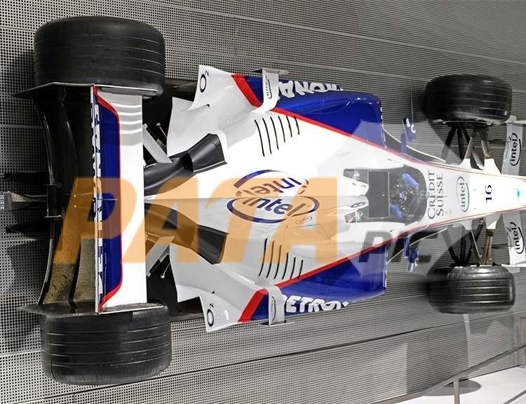 BMW speed car